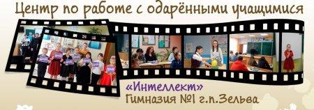 Интернет-ресурс  Центра по работе  с одаренными детьми